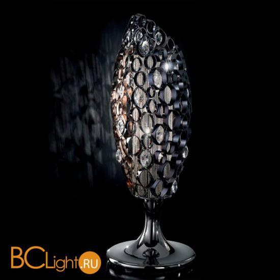 Настольная лампа IDL Chrysalis 448/5L black nickel