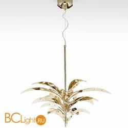Люстра IDL Crystal Palm 470/12 Gold