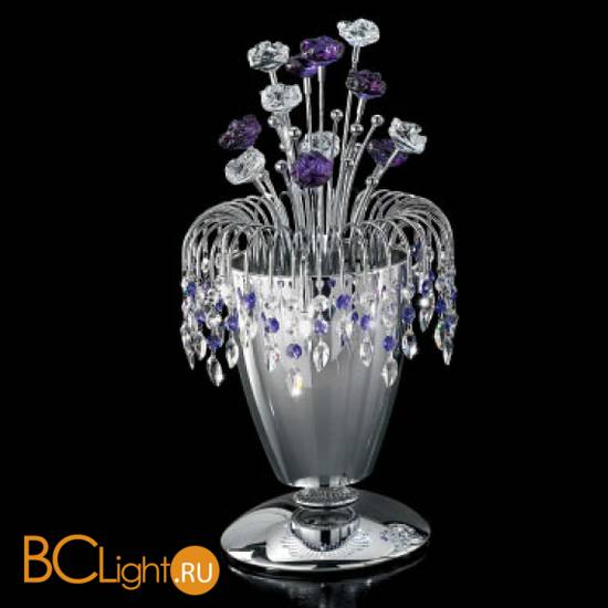 Настольная лампа IDL Divina 439/3l Chrome
