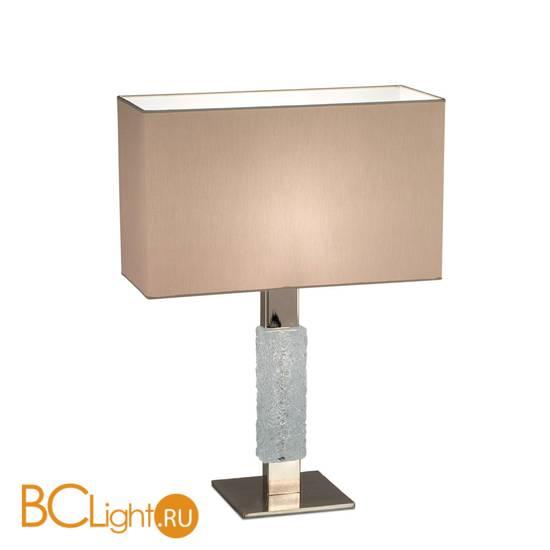 Настольная лампа IDL Filoro 595/1L bronze dove grey