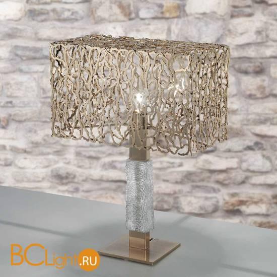 Настольная лампа IDL Filoro 594/1L bronze