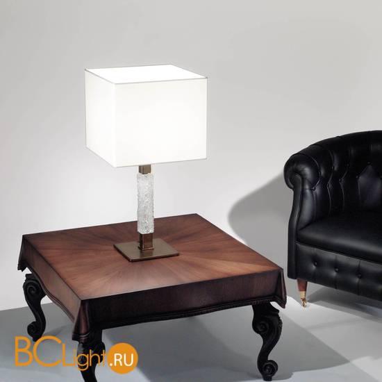 Настольная лампа IDL Filoro 593/1L bronze ivory