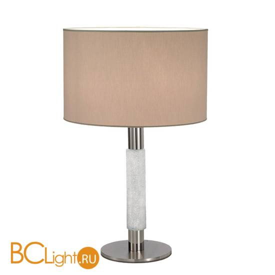 Настольная лампа IDL Filoro 591/1L pure steel dove grey
