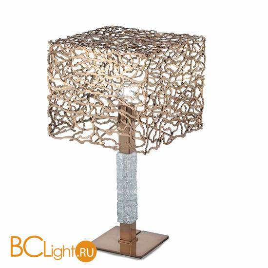 Настольная лампа IDL Filoro 592/1L bronze