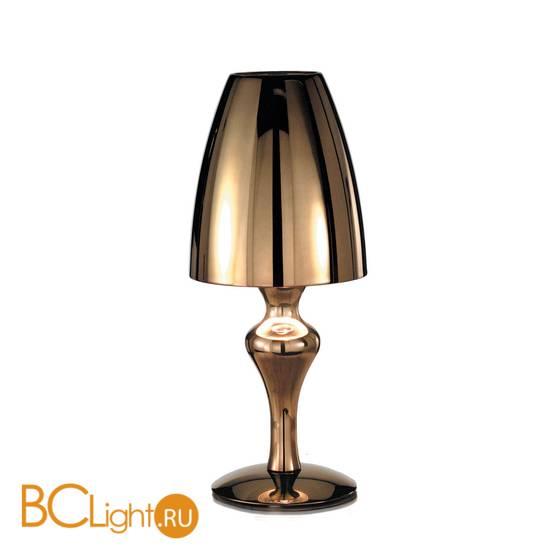 Настольная лампа IDL Glamour 462/1LG bronze