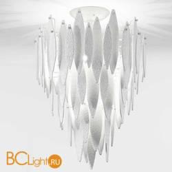 Потолочный светильник IDL Ice rain 507/10PF White