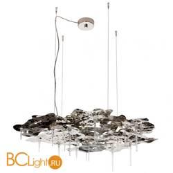 Подвесной светильник IDL Leaves 605/10 black nickel