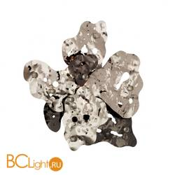 Настенный светильник IDL Leaves 605/5A black nickel