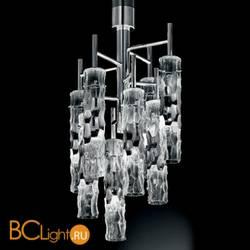 Потолочный светильник IDL Bamboo 423/8PF Ch