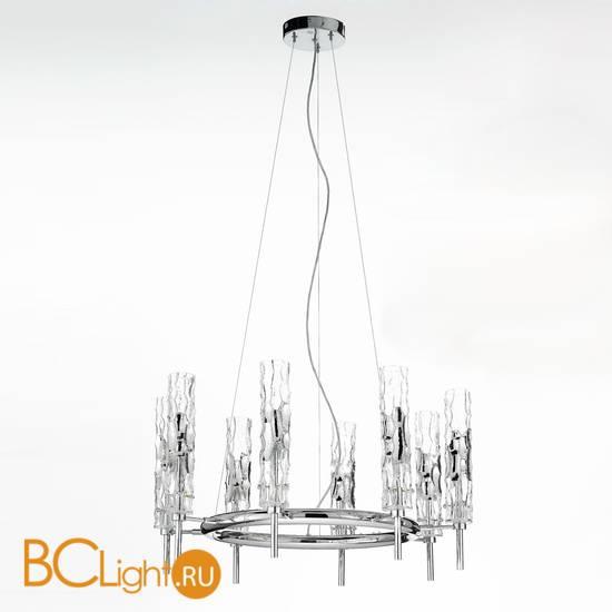 Люстра IDL Bamboo 497/8 chrome