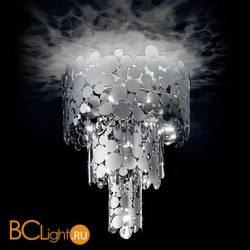 Потолочный светильник IDL Bubbles 427/10PF Chrome