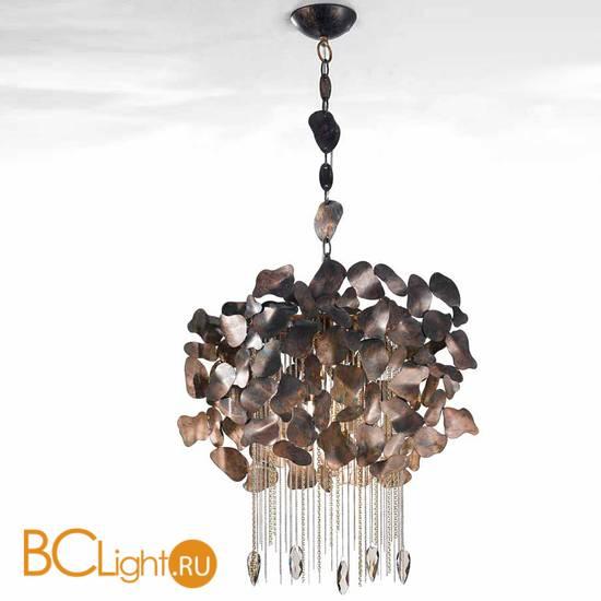 Подвесной светильник IDL Corten 469/6 brown corten LED