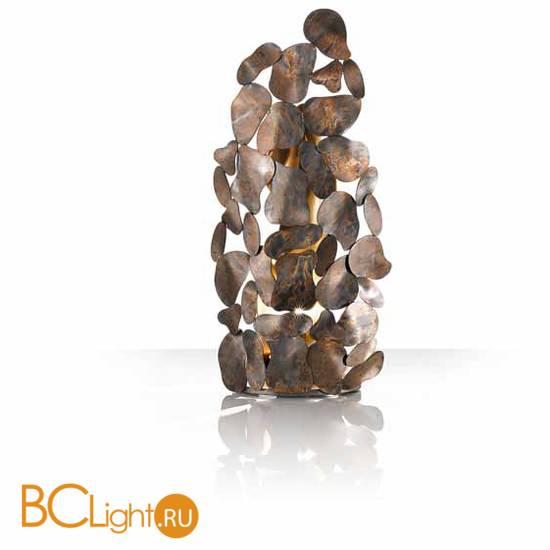 Настольная лампа IDL Corten 469/1L brown corten