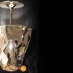 Потолочный светильник IDL Lume 515/1PFP light gold