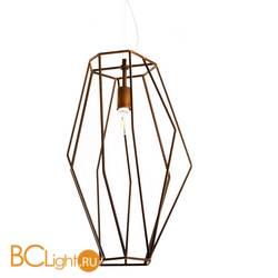 Подвесной светильник IDL Metal Rock 572/1SG rusty