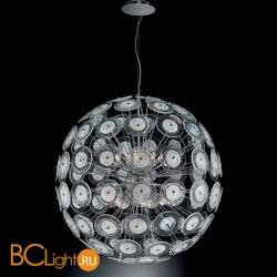 Подвесной светильник IDL Mina 243/10S chrome + BIANCO
