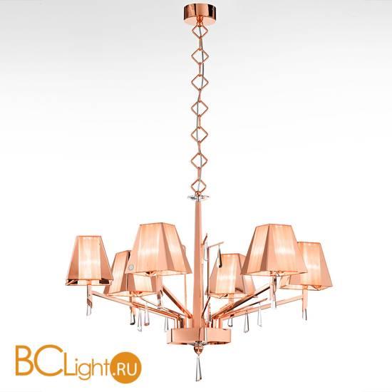 Люстра IDL Prestige 534/6 copper