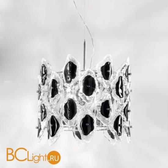 Подвесной светильник IDL Sofia 488/3 Chrome+black