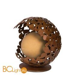 Напольный светильник IDL Twister 509/500L-OUT rusty brown