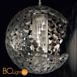 Потолочный светильник IDL Twister 509/8 silver corten