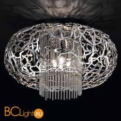 Потолочный светильник IDL Weave 513/6PF pure steel