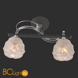 Потолочный светильник IDlamp 218/2PF-Blackchrome