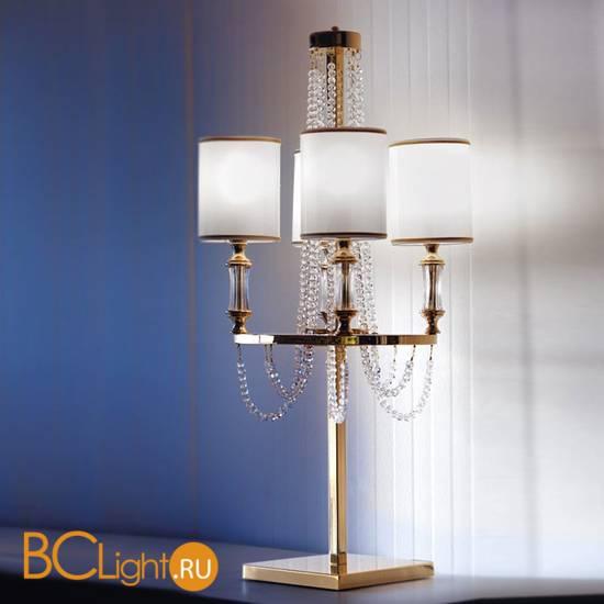 Настольная лампа IlParalume MARINA 2210 1703/G/LU/TR