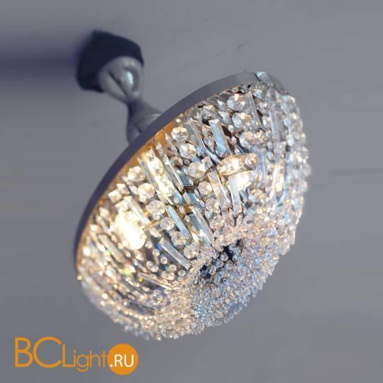 Потолочный светильник IlParalume MARINA 5529 1820/CH ovale