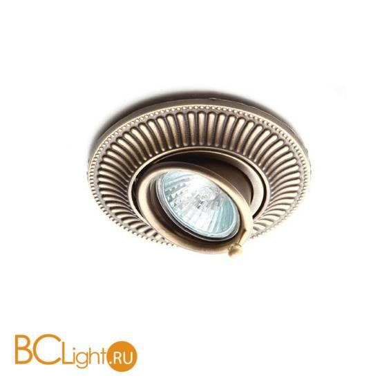 Встраиваемый спот (точечный светильник) IlParalume MARINA 7711 1857/BR