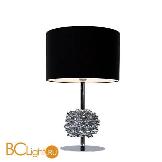 Настольная лампа Ilfari Flowers from Amsterdam T1 Black shade 10841 02