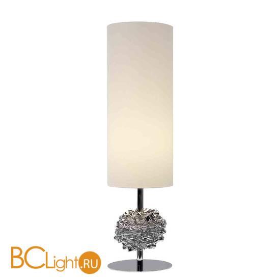 Настольная лампа Ilfari Flowers from Amsterdam T1 L Beige shade 10831 02