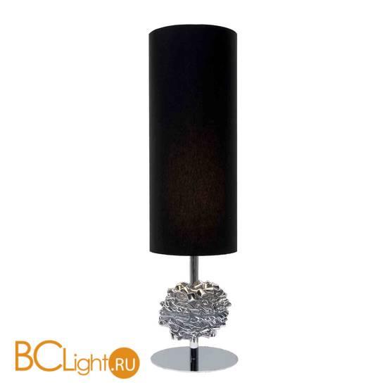Настольная лампа Ilfari Flowers from Amsterdam T1 L Black shade 10831 02