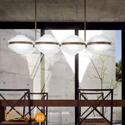 Подвесной светильник Italamp Ellepi 820/S Satin / BRZ