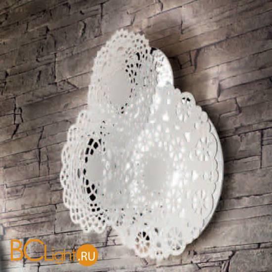 Настенный светильник Italamp Ghipur 3065/AP3 white