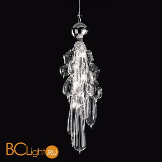 Подвесной светильник Italamp 478/3 Transp. / C / Spectra Crystal