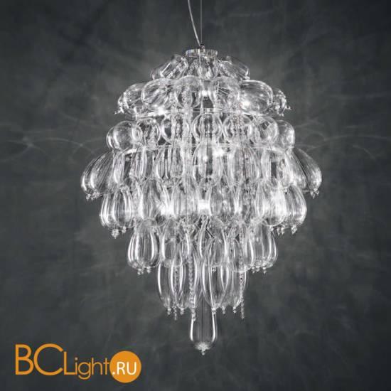 Подвесной светильник Italamp Grapeflut 479/S Transp. / C Spectra®Crystal