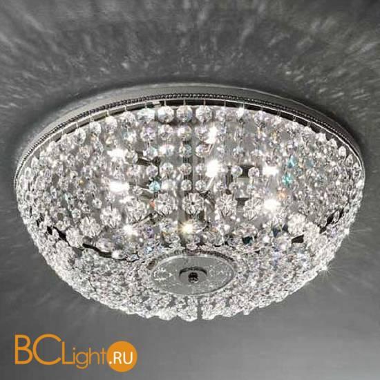 Потолочный светильник Italamp 1015/40 Transp. / C / Spectra Crystal