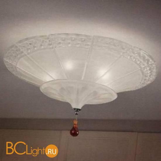 Потолочный светильник Italamp 671/65 Satin amber / O