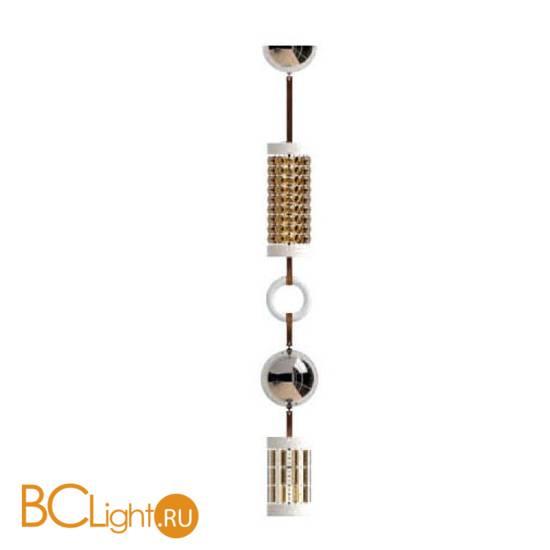 Подвесной светильник Italamp Odette Odile Comp, 2360/A Teak