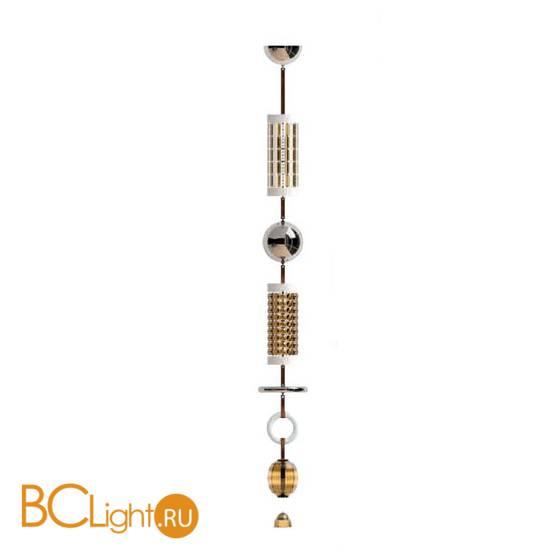 Подвесной светильник Italamp Odette Odile Comp, 2360/D Teak