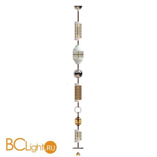 Подвесной светильник Italamp Odette Odile Comp, 2360/E Teak