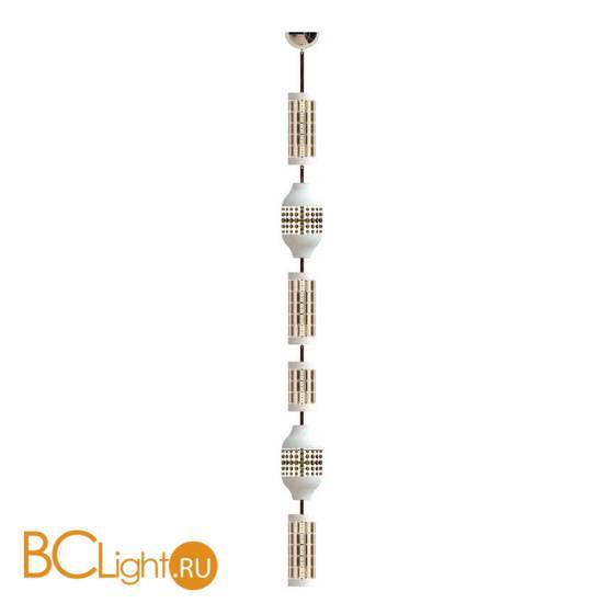 Подвесной светильник Italamp Odette Odile Comp, 2360/F Teak