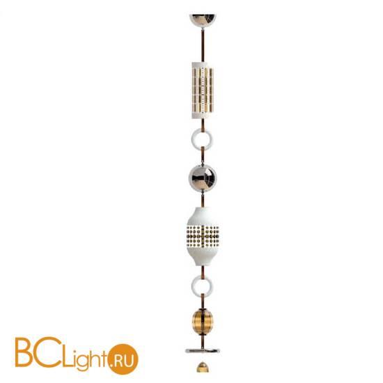 Подвесной светильник Italamp Odette Odile Comp, 2360/I Teak