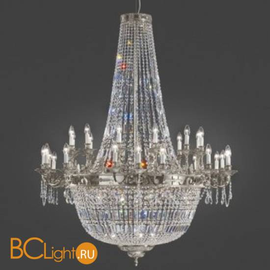 Люстра Italamp S053/150 Transp./ NK / Spectra Crystal