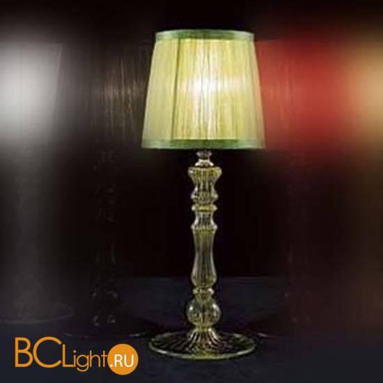 Настольный светильник Italamp 8006/LP Acid green /C
