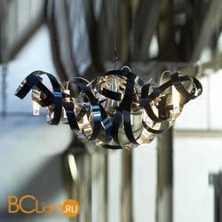 Подвесной светильник Jacco Maris Montone MN05CH.HG/BL.T