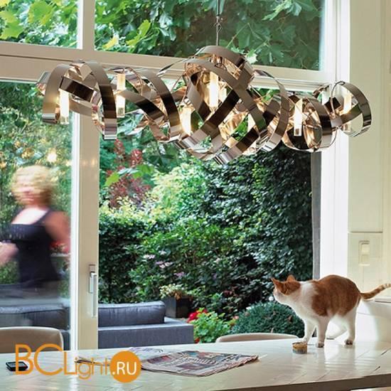 Подвесной светильник Jacco Maris Montone MN10CH.HG.O