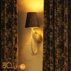 Бра Jacco Maris Ode 1647 OD01WA.SI violet lampshades