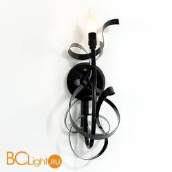 Настенно-потолочный светильник Jacco Maris Ruban Plie RP01CW.BL