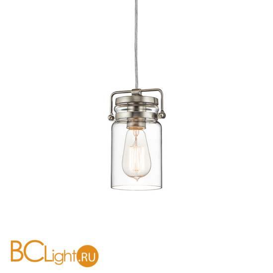 Подвесной светильник Kichler Brinley KL/BRINLEY/MP NI